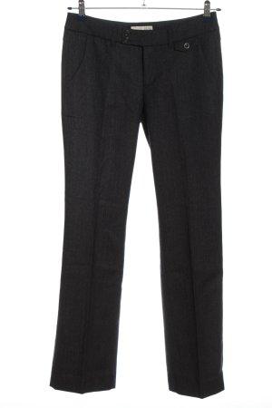 Esprit Pantalón de lana gris claro estilo «business»