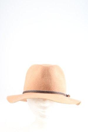 Esprit Cappello di lana bianco sporco stile casual