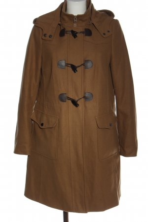 Esprit Wool Coat brown casual look
