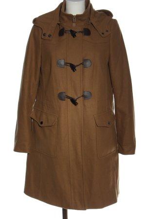 Esprit Manteau en laine brun style décontracté