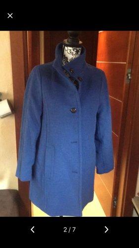 Esprit Manteau en laine bleu