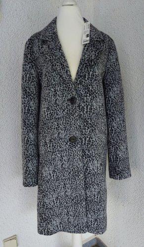 Esprit Wool Coat black-grey