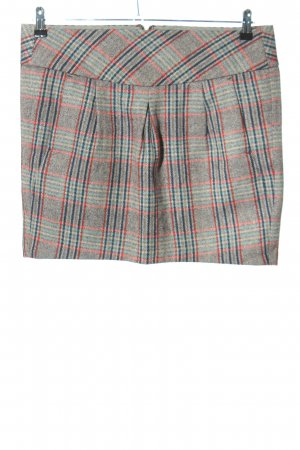 Esprit Wollen rok volledige print casual uitstraling