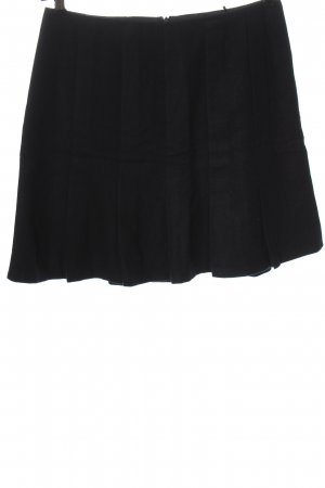 Esprit Gonna di lana nero stile casual