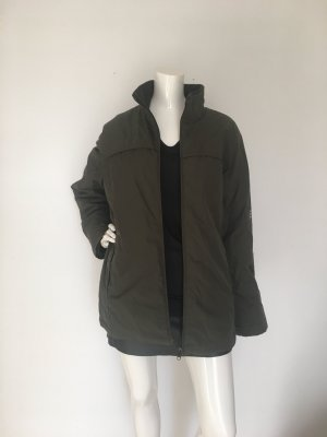 Esprit by Opening Ceremony Long Jacket dark green