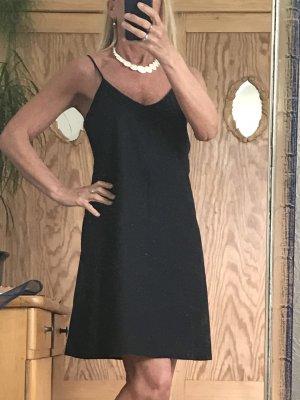 Esprit Zweiteiler Kleid schwarz Gr 40