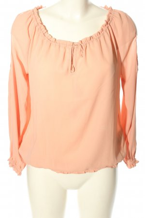 Esqualo Oversized Bluse pink Business-Look