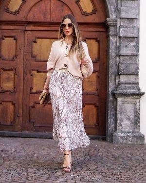 Esqualo Pleated Skirt multicolored