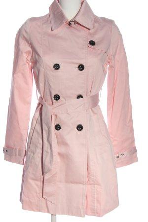 essential Übergangsmantel pink Casual-Look
