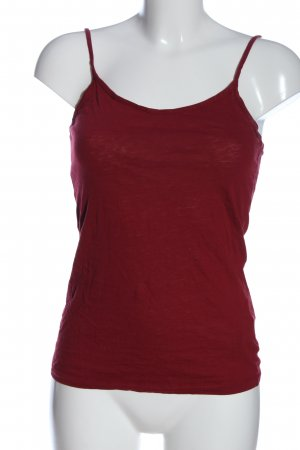 Essentials Camisole rood casual uitstraling