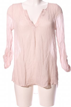 Essentials Hemd-Bluse pink Casual-Look