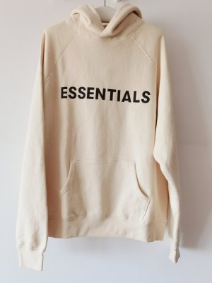 Essentials Oversized Sweater oatmeal