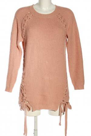 Essentials Oversized Pullover nude Casual-Look