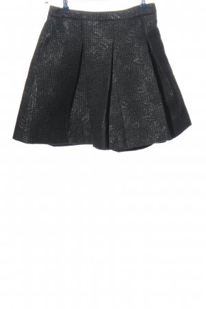 Essentiel Antwerp Glockenrock schwarz Casual-Look