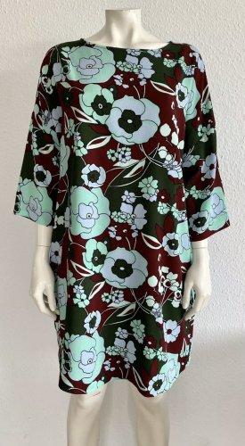 ESSENTIEL ANTWERP Kleid Gr. 38 florales Muster Oversize