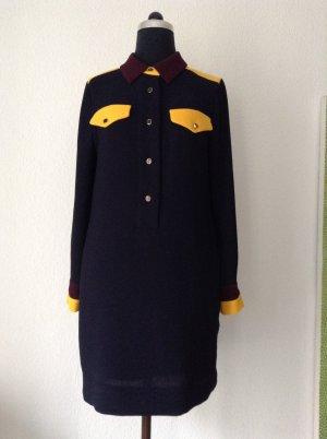 Essentiel Antwerp Kleid Uniformstil dunkelblau Grösse 34