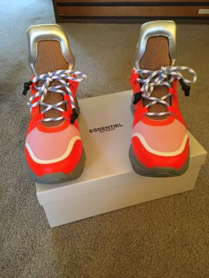 Essentiel Antwerp Sneaker, Neu, gr.40 , orange/silber/rosa