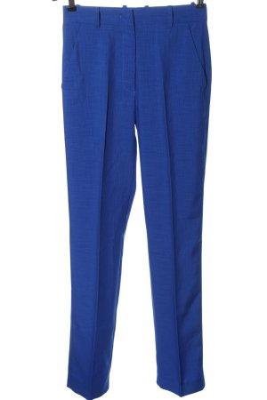 Essentiel Antwerp Spodnie materiałowe niebieski Wzór w paski W stylu casual