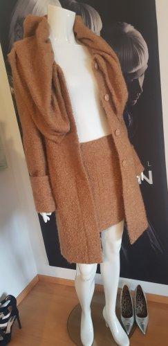 Essentiel Antwerp Abrigo de lana multicolor