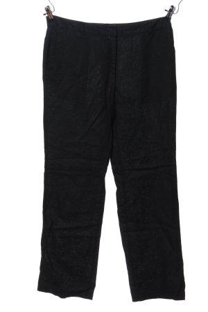 Essentiel Pantalone largo nero stile professionale