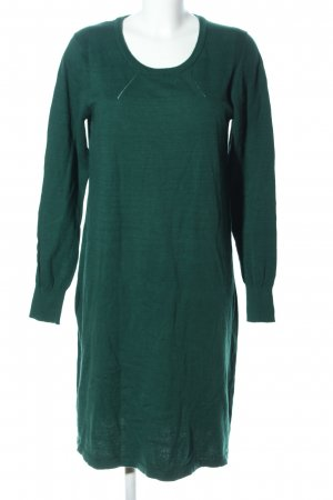 Essentiel Langarmkleid grün Casual-Look