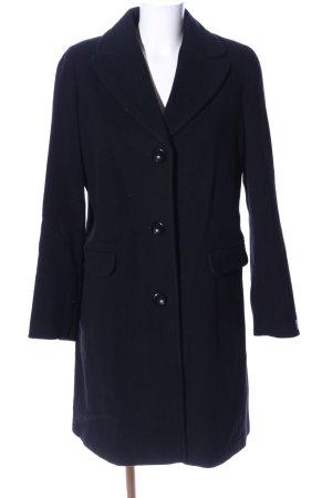 Essentiel Manteau en laine noir style d'affaires