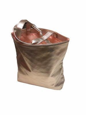 Estée Lauder Torebka typu worek złoto-w kolorze różowego złota