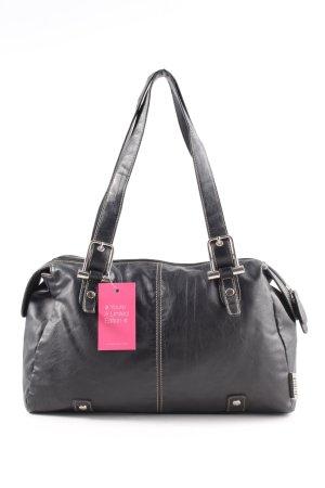 Estelle Handtasche schwarz Casual-Look