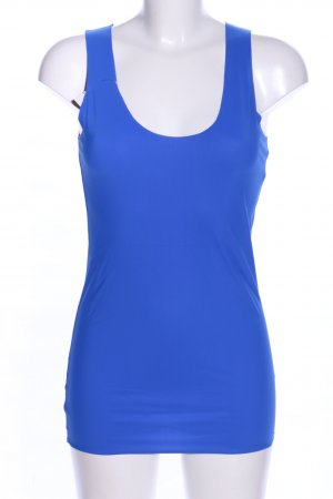 estomo Basic Top blau Casual-Look