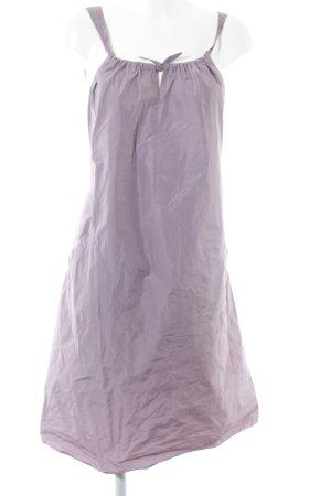 estomo Blusenkleid lila Casual-Look
