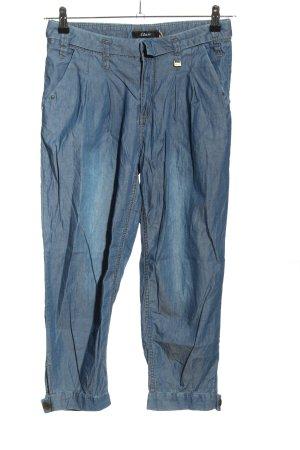 Etam Workowate jeansy niebieski W stylu casual