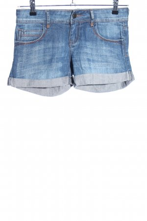 Etam Jeansshorts blau Casual-Look