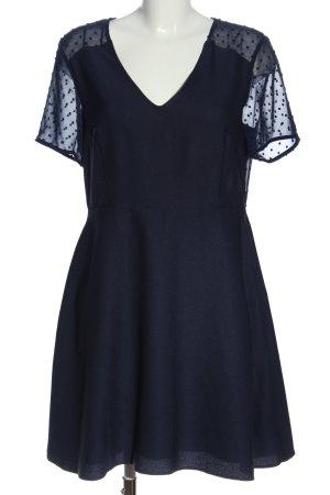 Etam Minikleid blau Elegant