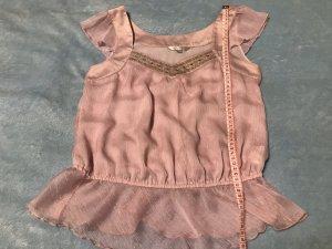 Etam Corsage Top pink