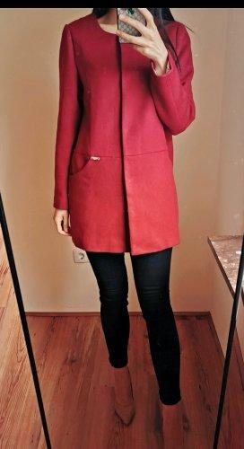 Etam Weekend hochwertig Wollen Mantel must have  mit Loop Schal