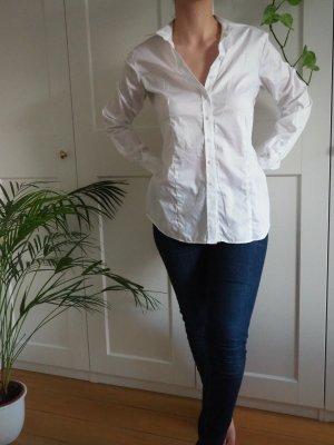 Eterna Blouse-chemisier blanc