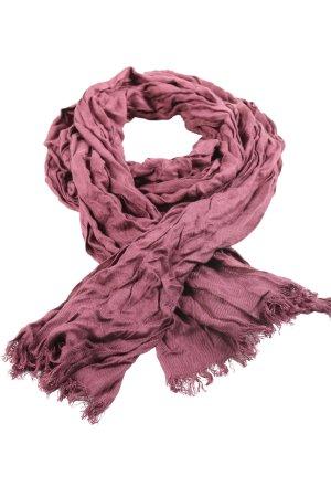 Eterna Fransenschal pink Casual-Look