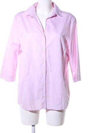 Eterna Hemd-Bluse pink Business-Look