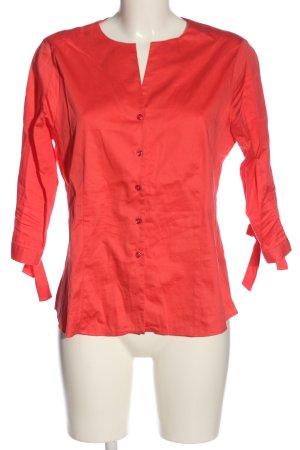 Eterna Hemd-Bluse rot Casual-Look