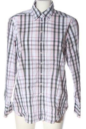 Eterna Camicia da boscaiolo stampa integrale elegante