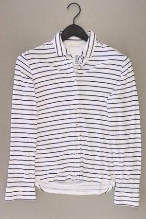 Eterna Blusa de manga larga blanco puro