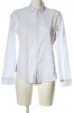 Eterna Camicia a maniche lunghe bianco stile professionale