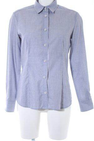Eterna Langarmhemd himmelblau Business-Look