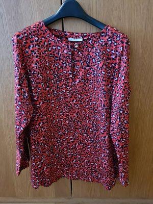 Eterna Tunique-blouse rouge