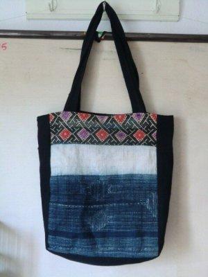 Ethno Stofftasche Beutel Handtasche Umhängetasche Stoffbeutel Folklore Tasche handmade