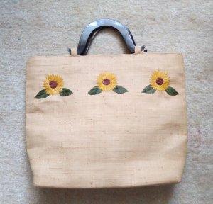 Ethno-Tasche aus Raffia