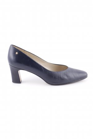 Etienne Aigner High Heels blau Business-Look