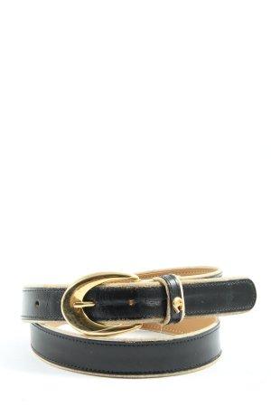 Etienne Aigner Leather Belt black business style