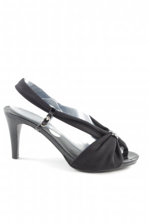 Etienne Aigner Slingback Pumps black casual look