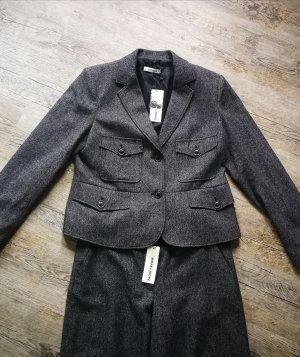 Etikettpreis 250€ More & More Anzug Damen Set Hose Gr.42 Baumwolle Winter Herbst